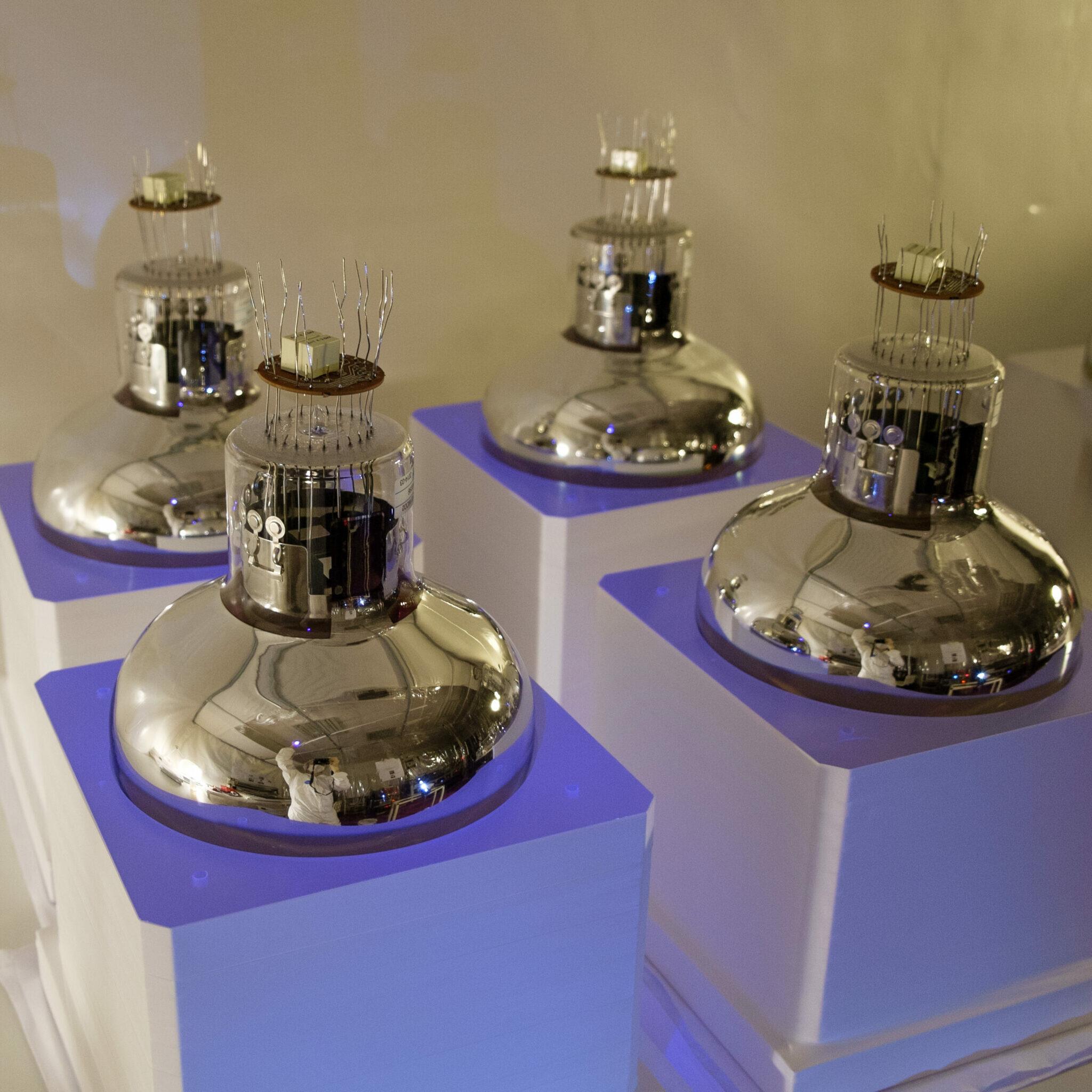 SuperNEMO experiments | Calorimeter, construction